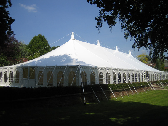 Peg and Pole Tents Manufacturer for Sale
