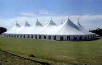 Top Alpine Marquees Tents