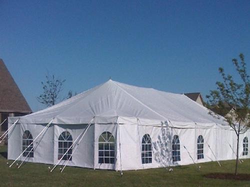 Peg & Pole Tents Manufacturers