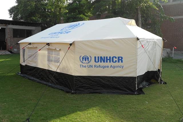 Unchr Tents