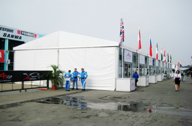 Exhibition Tents Manufacturers