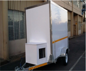 Mobile Chillers Manufacturers