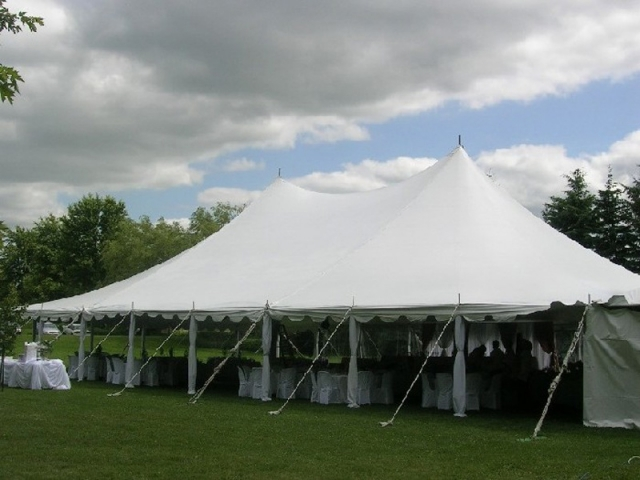 Big Peg & Pole Tents